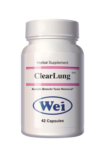 Wei Laboratories ClearLung