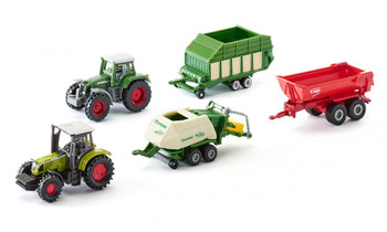 Agricultural 5 vehicles