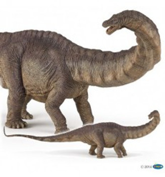 papo apatosaure dino