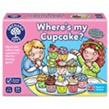 Orchard Toys wheres my cup cake game