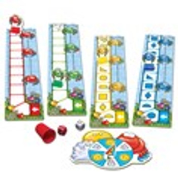 Orchard Toys insey winsey spider-game