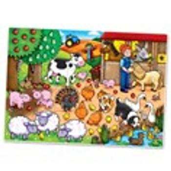 Orchard Toys whos on the farm jigsaw