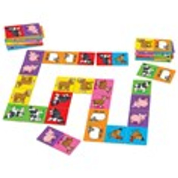 Orchard Toys farmyard dominoes Game