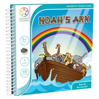 noahs ark magnetic puzzle game