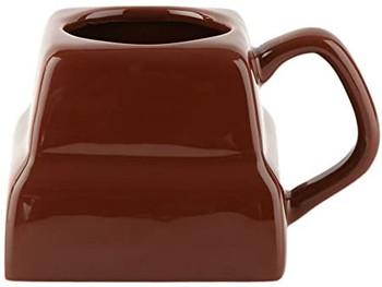 chocolate chunk mug