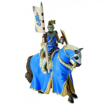 bullyland tournament knight and  horse