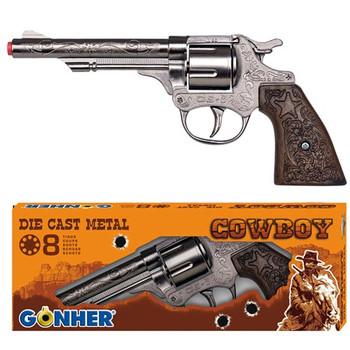 8 shot cowboy gun