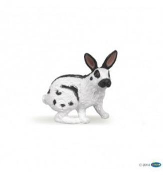 papo papillon rabbit