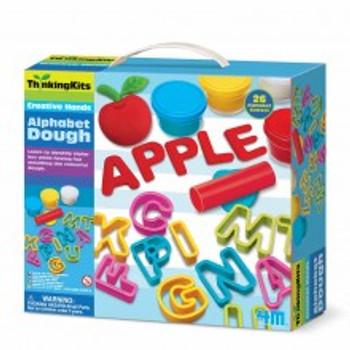 alphabet dough kit