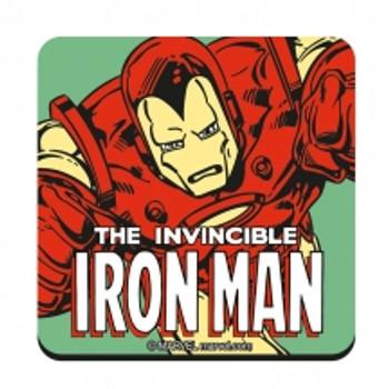 marvel iron man coaster