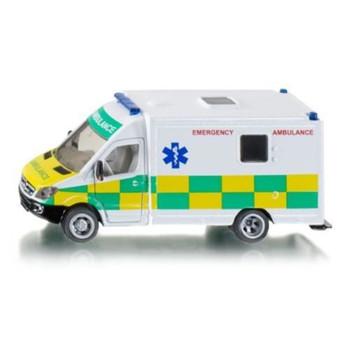 british rescue ambulance
