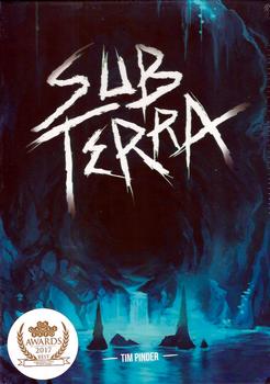 sub terra game