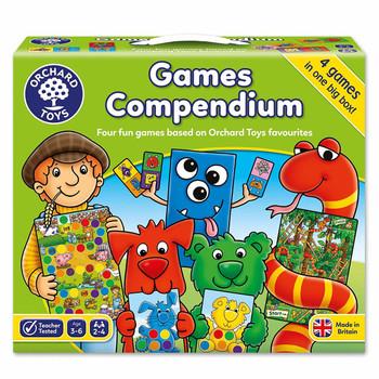 games compendium orchard toys