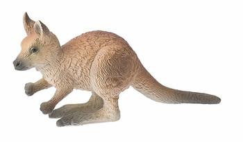 bullyland young kangaroo