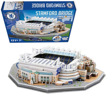 Stamford bridge 3D stadium kit