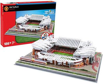 Old Trafford Stadium 3 D puzzle