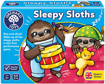 Sleepy Sloth Orchard Toys