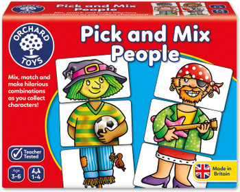 Pick and Mix People Orchard Toys