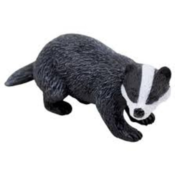 Badger Toy Figure