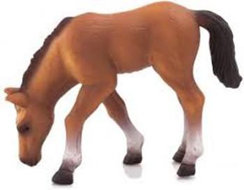 Arabian Foal Eating Toy Figure
