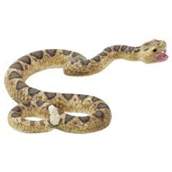 Rattle Snake Toy Figure