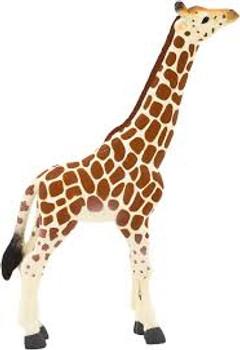 Giraffe Calf Toy Figure