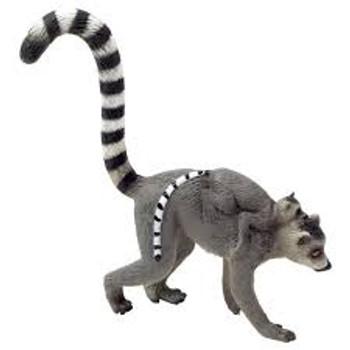 Lemur Toy Figure