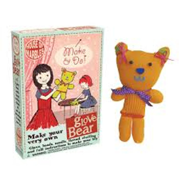 Make your own Bear Glove