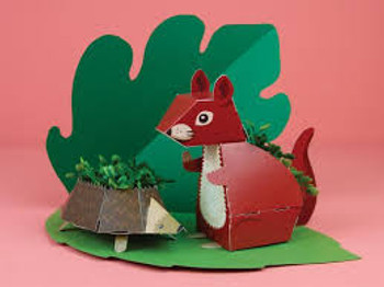 Woodland Plant Pals, Make your own