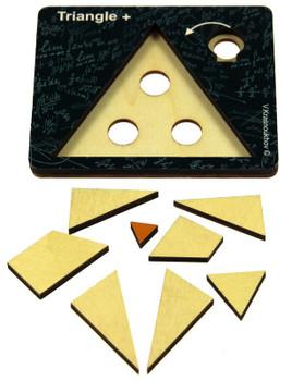 Krasnoukhov Amazing Packing Problems Triangle Puzzle
