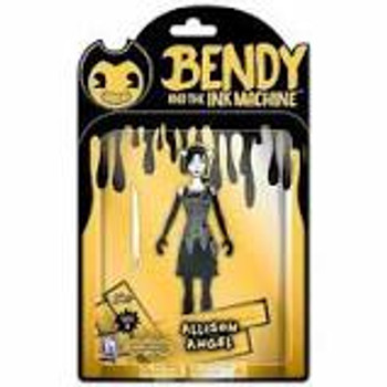 Bendy and the ink machine Allison Angel