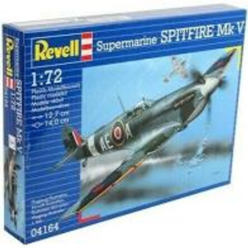 Revell Spitfire MkV Model Kit to build