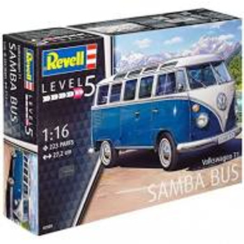 Revell Samba Bus 1:16 model kit