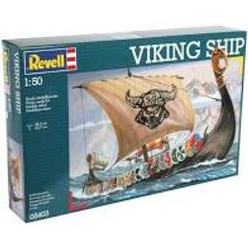 Revell Viking Ship Model 1:50