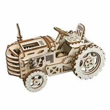 Rokr Tractor Mechanical Gears