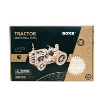 Rokr Tractor Mechanical Gears
