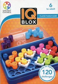 IQ Blox Puzzle Game