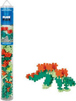 Plus Plus Stegosaurus 100 piece
