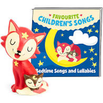 Audio Character for the Toniebox bedtime songs and lullabies