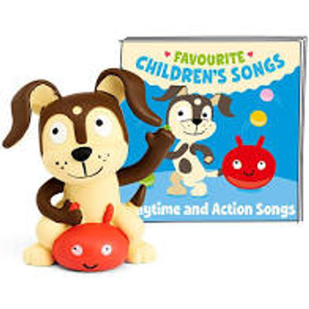Audio Character for the TonieBox Playtime and Action Songs