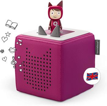 Tonie Box Starter Purple ( uk only )