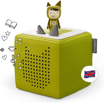 Tonie Box Starter Green