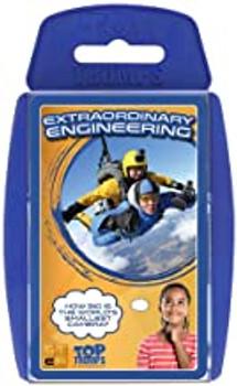 Top Trumps Extraordinary Engineering