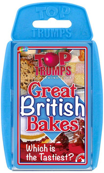 Top Trumps The Great British Bake Off