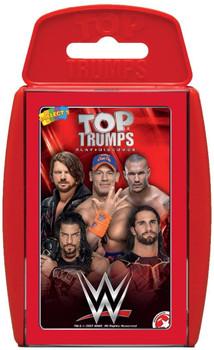 WWE Top Trumps