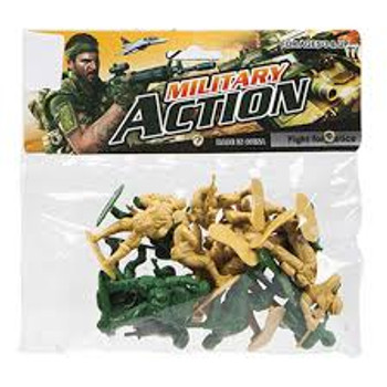 Plastic Soldiers bag