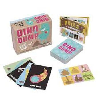 Dino Dump Game 6+
