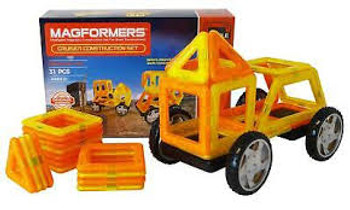 Magformers Cruiser Construction Set