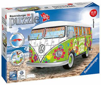 Ravensburger 162 piece 3D jigsaw Camper Van