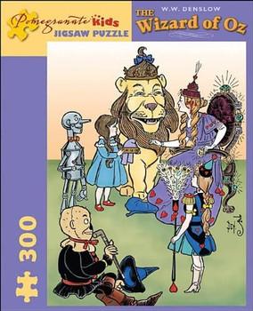 Pomegranate 300 piece The Wizard of Oz Jigsaw